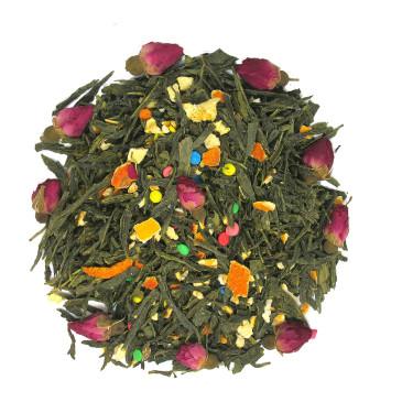 Адам. Зеленый чай