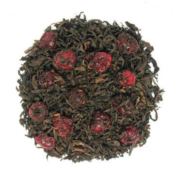 Чай Пуэр Вишня