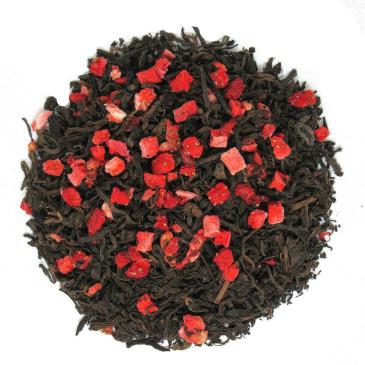 Чай Пуэр Клубника