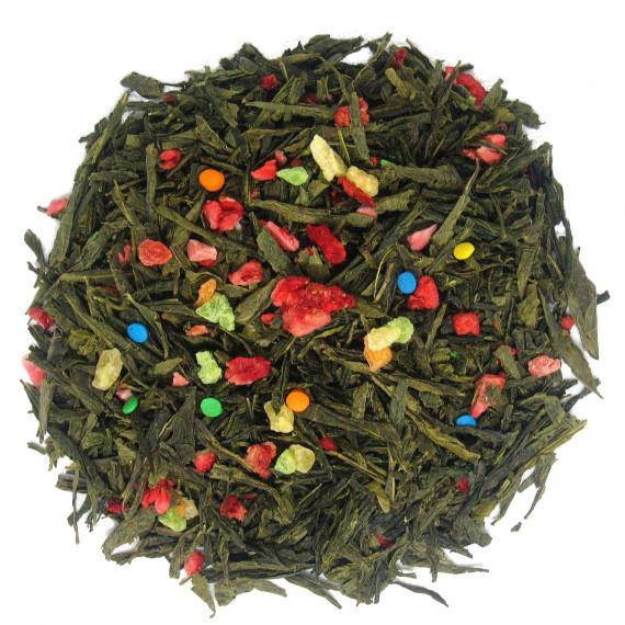Чай зеленый. Чувства